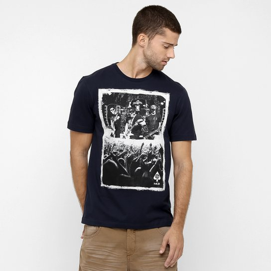 Camiseta MCD Skukll Band - Compre Agora  64a274053b9