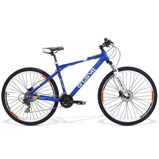 15e79f481 Bicicleta Gts Dynamic Aro 29 Com Freio A Disco Hidráulico Câmbio Shimano 24  Marchas E Amortecedor