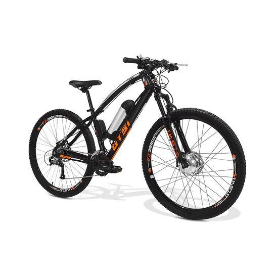 2f3abe608 Bicicleta Elétrica Gts I-Vtec Aro 29 Freio Disco Câmbio Shimano 24 Marchas  E Amortecedor