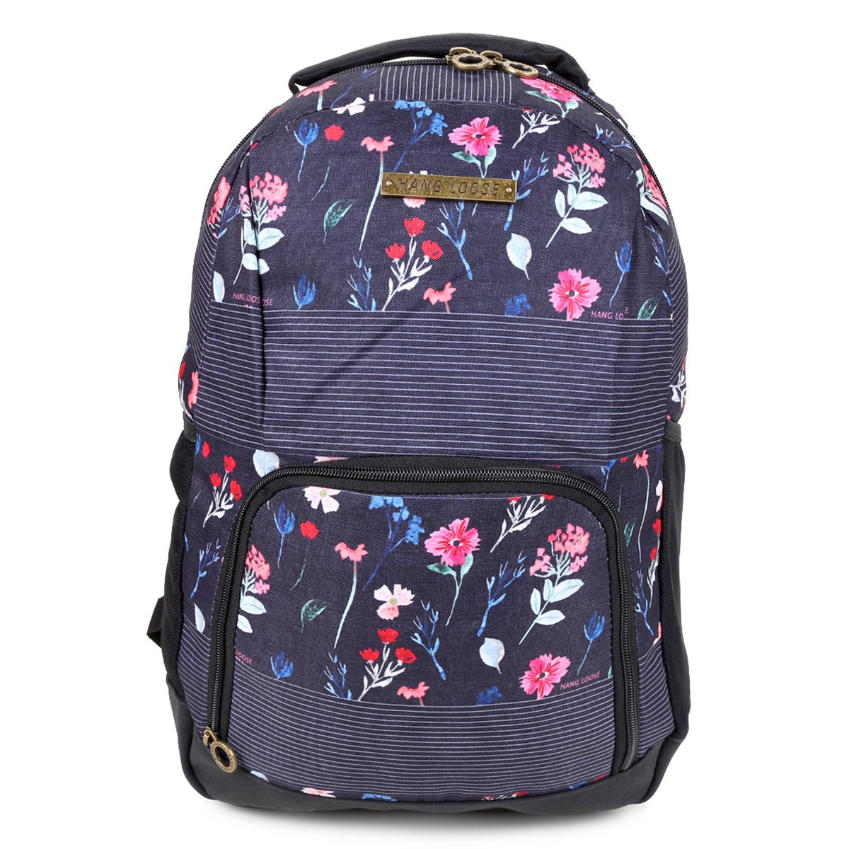 Mochila Hang Loose Garden Black