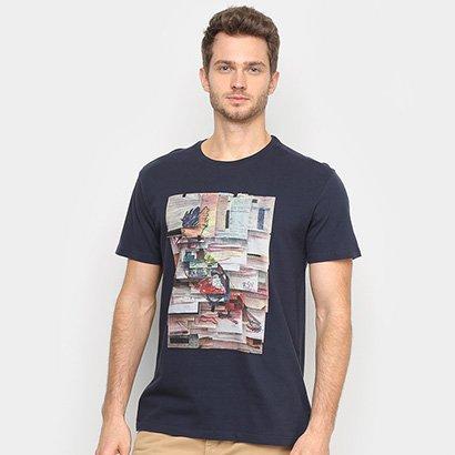 Camiseta Reserva Pica Post It Masculina