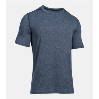 c32c932deec0f Camiseta Under Armour Manga Curta Threadborne Masculina