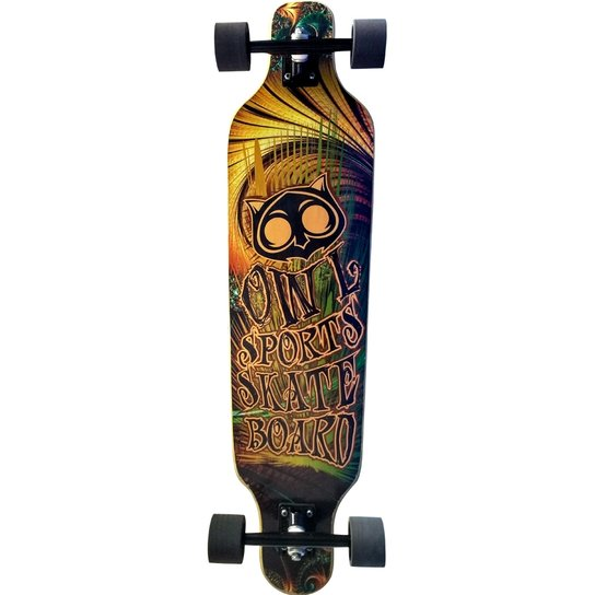 3f6dcbeca5 Longboard Completo OWL Sports Tribe Speed 39.7