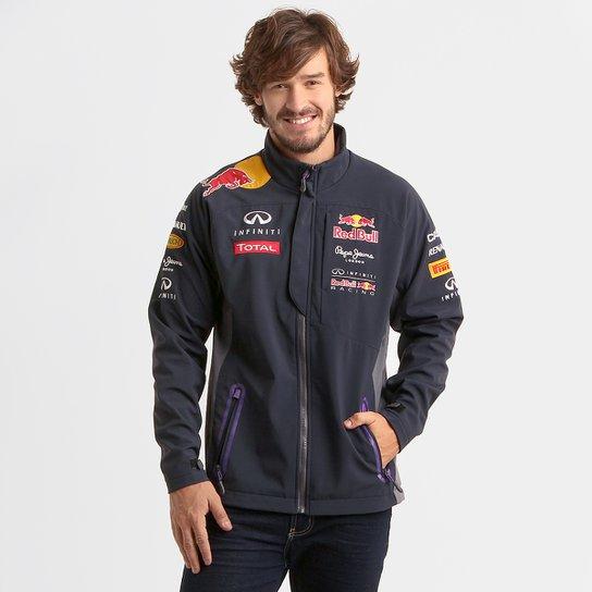 Jaqueta Red Bull Soft Shell - Compre Agora  5b302c8daae