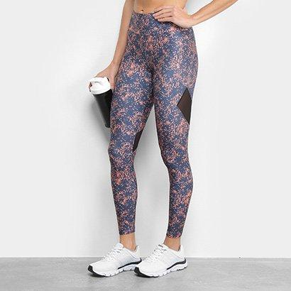 Calça Legging Gonew Floral Feminina