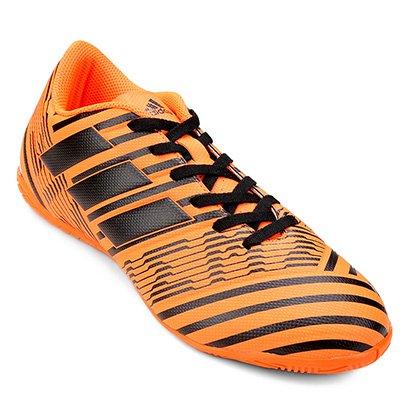 ... Netshoes · Futebol · Chuteiras  Chuteira Futsal Adidas Nemeziz 17.4 IN  Masculina. Passe o mouse para ver o Zoom e5da65f437e05