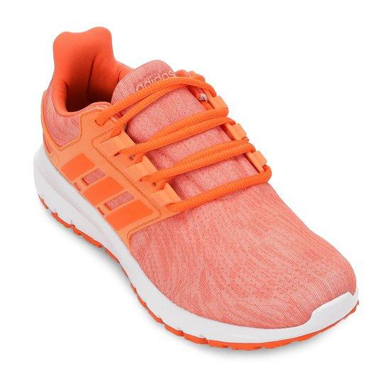 Tênis Adidas Energy Cloud 2 Feminino - Laranja - Compre Agora  bcf6429d9240a