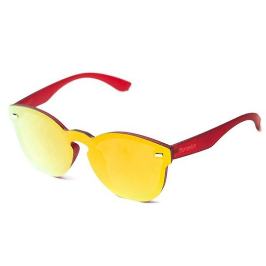 edb347961ffce Óculos de Sol Thomaston Hillside Laranja - Compre Agora