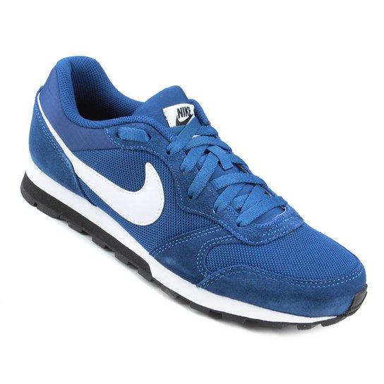 4e0fa73616 Tênis Nike Md Runner 2 Masculino - Azul Escuro - Compre Agora