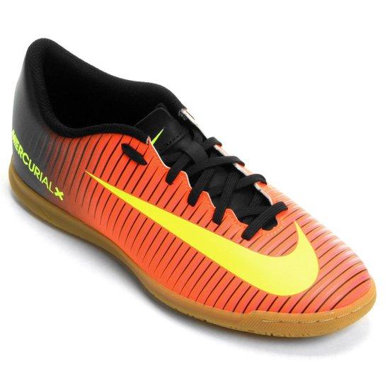 20bacb4611 Chuteira Futsal Nike Mercurial Vortex 3 IC - Compre Agora