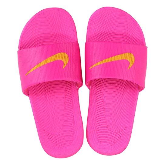 c4ab805d6ba129 Sandália Nike Wmns Kawa Slide - Compre Agora