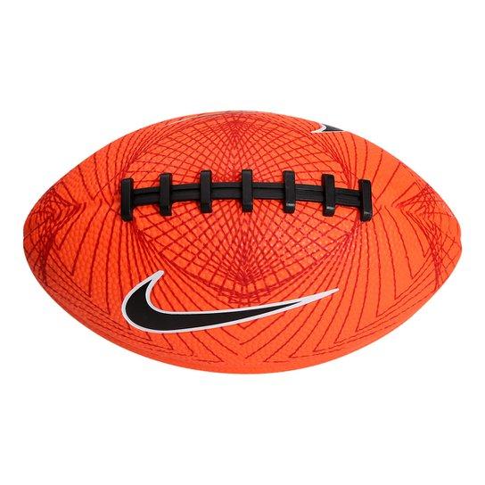 Bola de Futebol Americano Nike 500 Mini 4.0 FB 5 - Tamanho 3 - Laranja 8cdd4dd516e0e