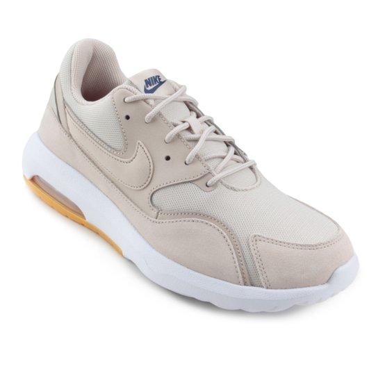 Tênis Nike Air Max Nostalgic - Creme - Compre Agora  3bc93ea489a30