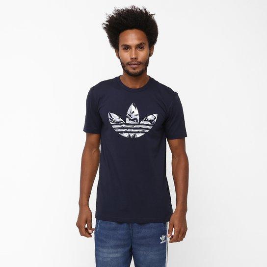 167ae4973e5 Camiseta Adidas Originals Magic Camo Trefoil - Compre Agora