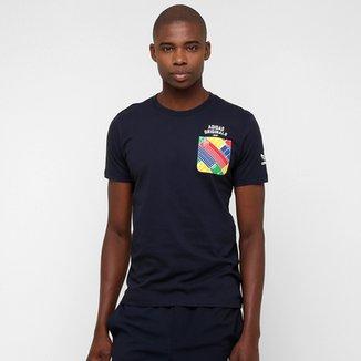 dac2dbcc853 Camiseta Adidas Originals Track Pocket
