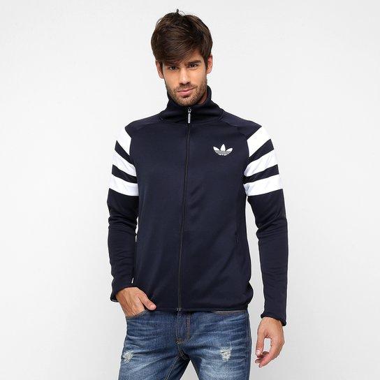 00959535414 Jaqueta Adidas Originals Trefoil FC - Compre Agora