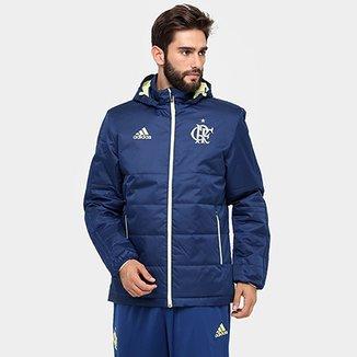 742398f93460e Jaqueta Flamengo Adidas Inverno Masculina