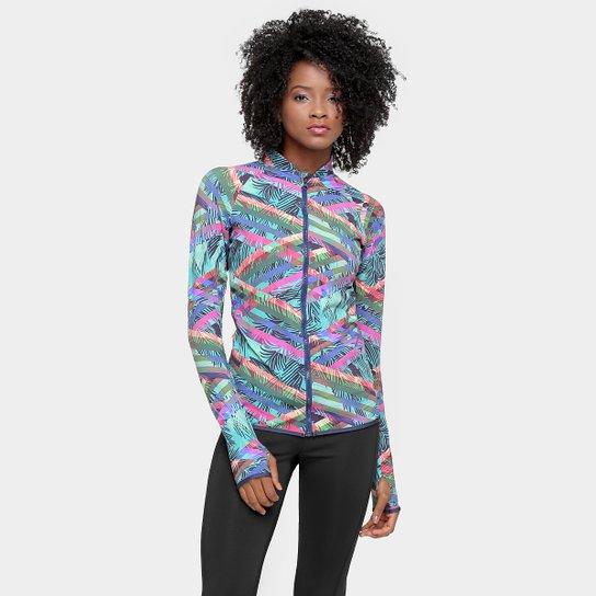 f83dabbe26d Jaqueta Adidas Salinas Feminina - Rosa e Verde - Compre Agora