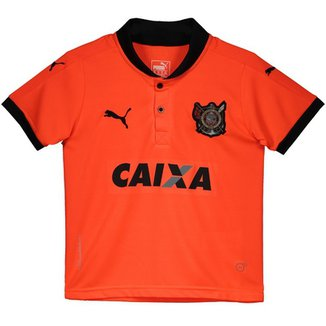 Camisa Puma Vitória Origens Nº 10 2015 Juvenil 525f17be8f641