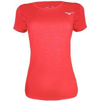 08b61f27dac5f Camiseta Mizuno Feminina Sheer Feminina