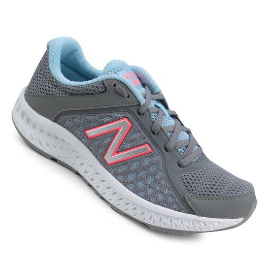 20d7b2ea16a3d0 Tênis New Balance 420 V4 Feminino - Cinza e Prata | Netshoes