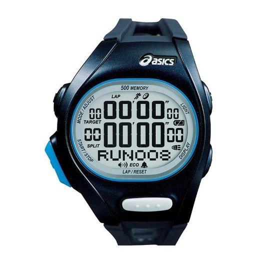 86feee9e606 Relógio de Pulso ASICS Race Super - Azul Escuro - Compre Agora ...