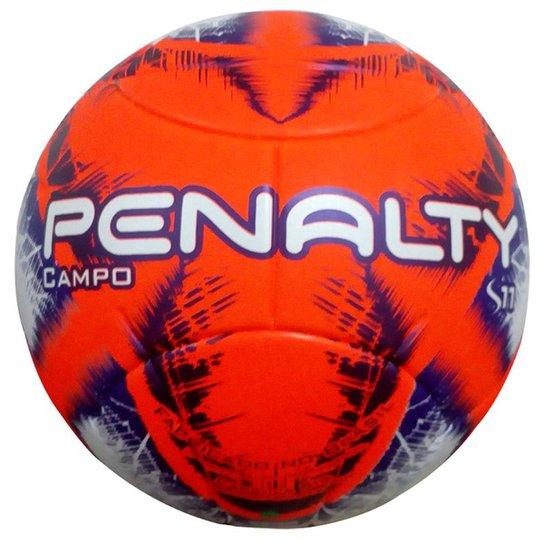 Bola Campo Penalty S11 R3 IX Ultra Fusion 2019 - Laranja - Compre ... 32681cbf00b01