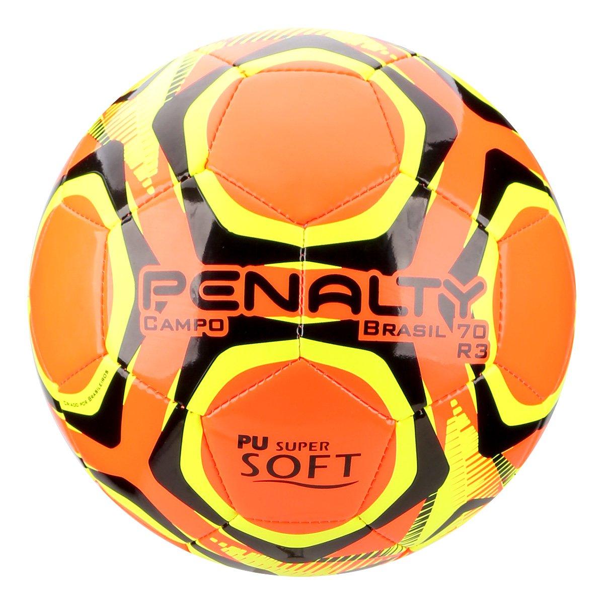 Bola de Futebol Campo Penalty Brasil 70 R3 LX 351db4145e815