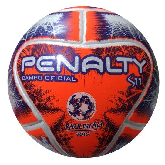Bola Campo Penalty S11 R1 IX - Laranja - Compre Agora  beb02bc3e4e0d