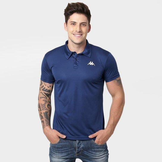 Camisa Polo Kappa Sewill Masculina - Compre Agora  1bbf54ca0cca6