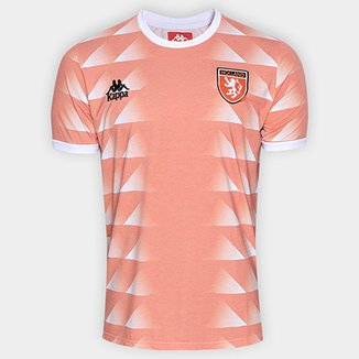 Camiseta Holanda Kappa Masculina 622437548e312