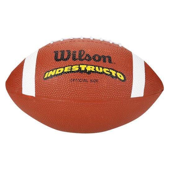Bola Futebol Americano Wilson TN Oficial - Laranja - Compre Agora ... fff4acfaad9