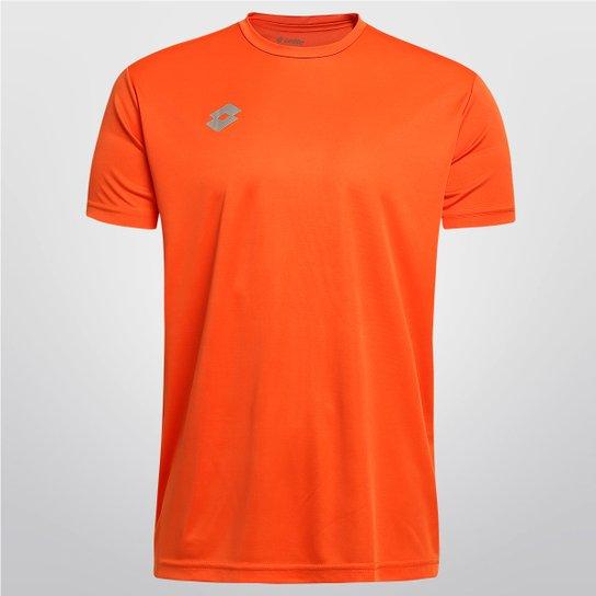 Camisa Lotto Brodsy Masculina - Laranja - Compre Agora  631dea6179d4a