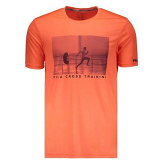 bdfd8017cdda1 Compre Camiseta+laranja Online