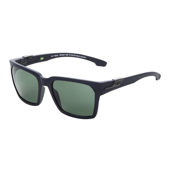 24b60bd07 Óculos de Sol Mormaii Las Vegas Masculino - Azul Escuro