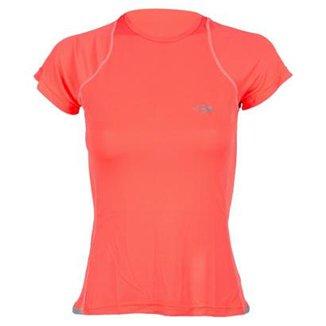 7244a506b1609 Camiseta Feminina Mormaii Com Proteção Uv