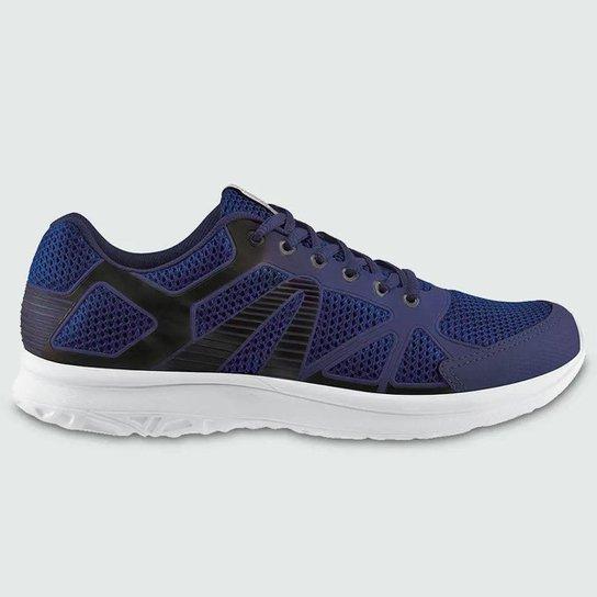 5e4e5d08038 Tenis Rainha Turn Masculino - Azul Escuro - Compre Agora