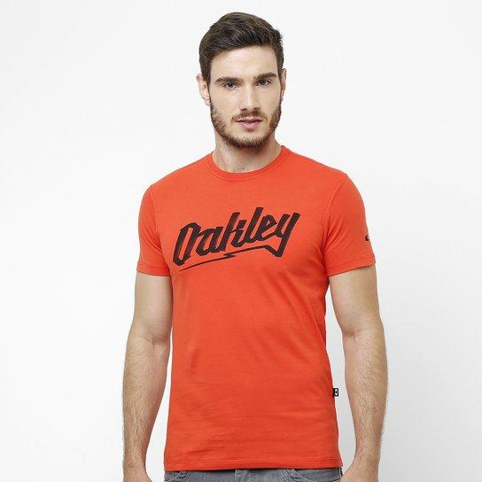 Camiseta Oakley Rubric - Compre Agora  93c2e546f9b