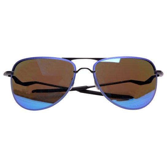 Óculos de Sol Oakley Tailpin Satin-Iridium -OO4086 - Compre Agora ... 411b11ac2a