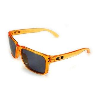854b9e5d4 Óculos Oakley Holbrook Crystal Grey