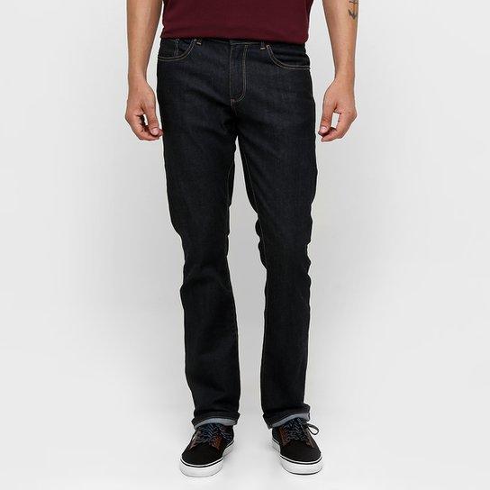 Calça Jeans Lacoste Reta - Azul Escuro - Compre Agora   Netshoes 66cc84c976