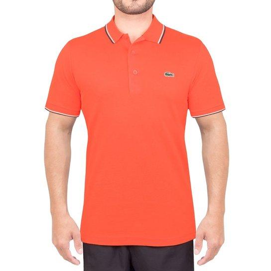 c6de2ede8f671 Camisa Polo Lacoste Fancy - Compre Agora