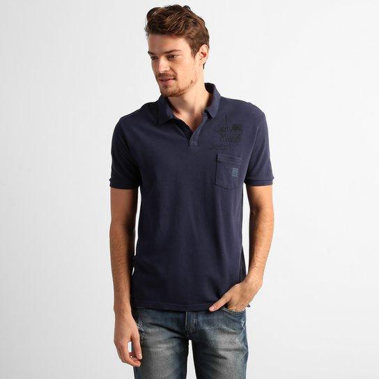 77a57caa0e Camisa Polo Calvin Klein Jeans - Compre Agora