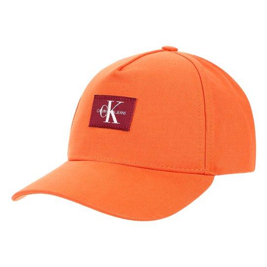 Boné Calvin Klein Logo Aba Curva Masculino - Compre Agora   Netshoes 33d23fe331