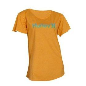 Blusa Recorte Ray Bird Hurley Feminina - Compre Agora  0affa5a130a