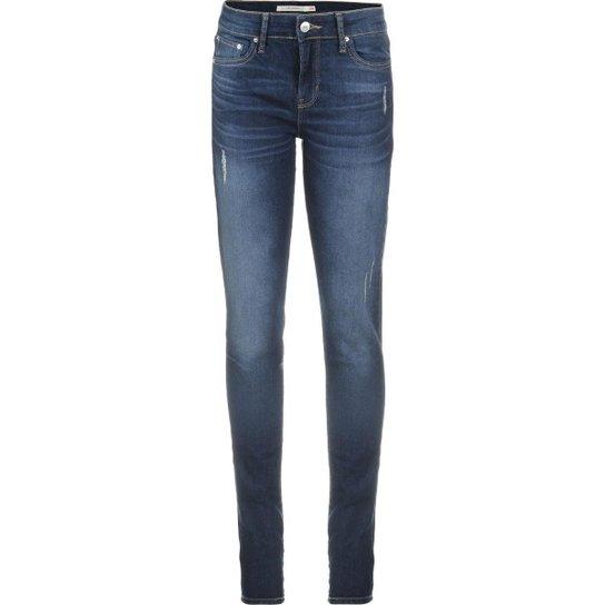 268bf4a8f Calça Jeans Levis 711 Skinny Feminina - Compre Agora | Netshoes