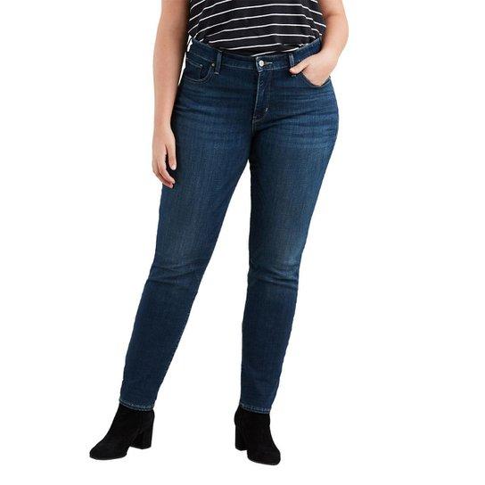 387f6209f3 Calça Jeans Levi s Shaping Skinny Plus Size Feminina - Compre Agora ...
