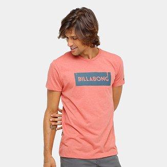 Camiseta Billabong Static Block Masculina 415f70352978c