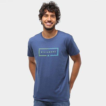 Camiseta Billabong Union Masculina