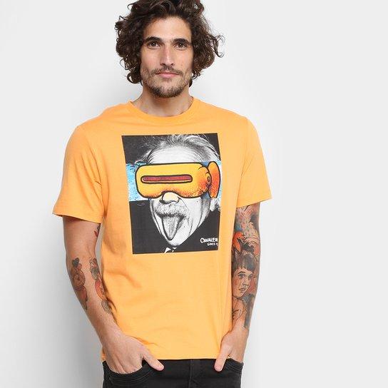 e4b1a5e19 Camiseta Cavalera Einstein Masculina - Compre Agora